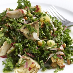 kale salad picture